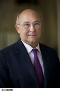 Michel Sapin, ministre des Finances.