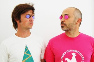 Mathieu Collos et Cyril Rheims, co-fondateurs de Clip-It.