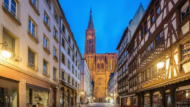 L'Alsace fait partie du Top 3 des régions où il fait bon d'entreprendre.