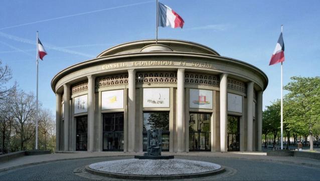 Crédit : Cese. Le Conseil économique social et environnemental accueillera la prochaine édition du Top organisée par l'Association française des entreprises privées.
