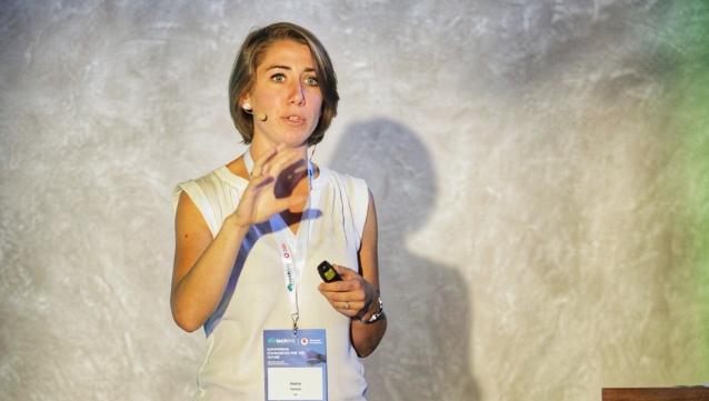 Valérie Touraine, CEO et co-fondatrice de JAI Chatbot.